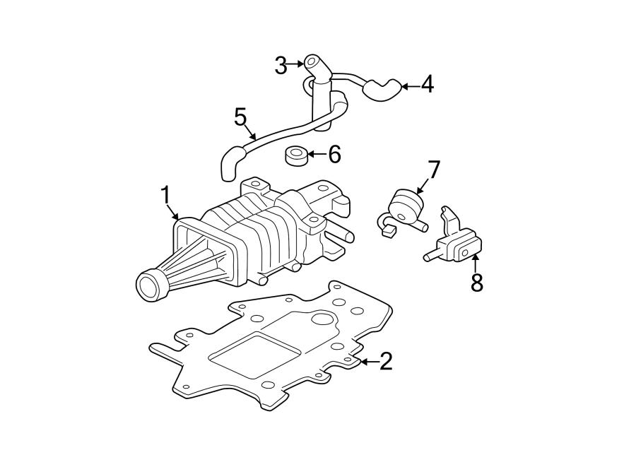 Buick Century Actuator Assembly  Actuator Kit  Boost